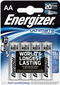 ENERGIZER L91 AA/BL4/ LITHIUM