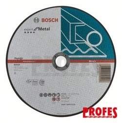 2608603400 Dělicí kotouč rovný Expert for Metal AS 46 T BF, 230 mm, 1,9 mm ,1 ks